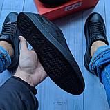 Кеды кожаные мужские черные Philipp Plein размер 40, 41, 42, 43, 44, 45, фото 5