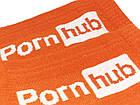 Мужские носки LOMM Premium Pornhub оранжевый, фото 2