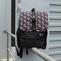 Рюкзак с принтом  бренд ТУР модель Piligrim, фото 1