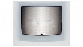Панорамное стекло двери духовки для плиты Greta 498x396mm