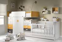 Детская кровать для двоих детей ДМ 703