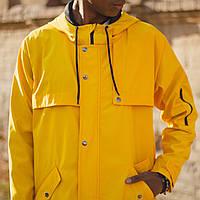 Плащ мужской желтый, бренд ТУР модель Jack, фото 1