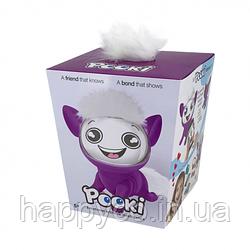 Интерактивный робот POOKI - Purple