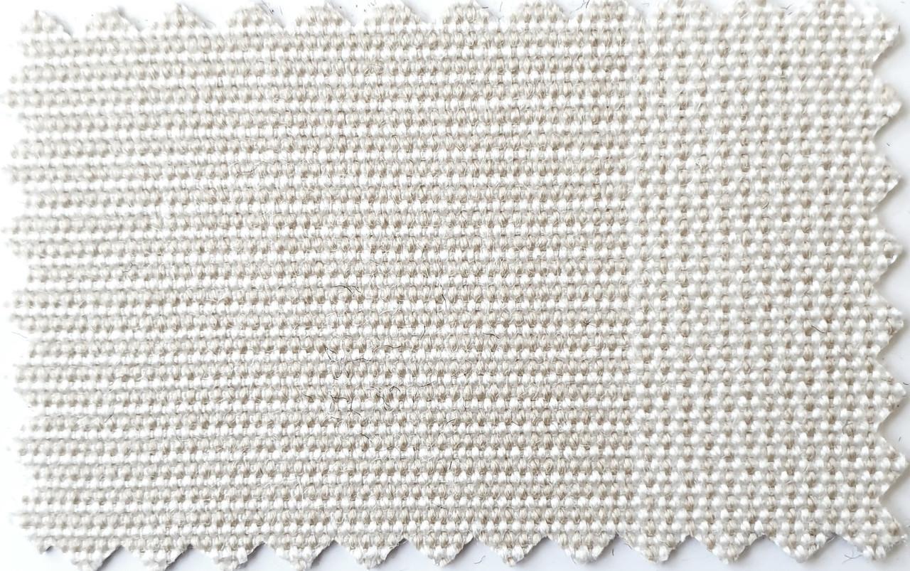 Уличная мебельная ткань Sattler Outdura полоса Молочный