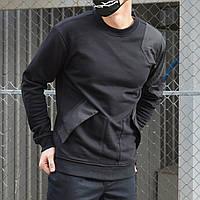 Свитшот мужской черный от бренда ТУР Такеда (Takeda) размер S, M, L, XL, XXL, фото 1