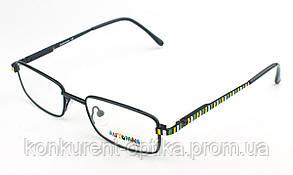 Детские очки для зрения в металлической оправе Automan AU1049