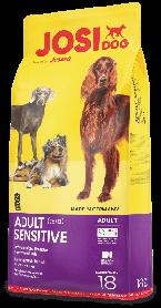 Josera JosiDog Adult Sensitive 4,5кг - корм для взрослых собак с чувствительным пищеварением