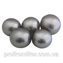 Желейні кульки срібні (5шт)