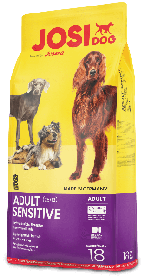 Josera JosiDog Adult Sensitive 18кг - корм для взрослых собак с чувствительным пищеварением