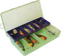 Коробка со скользящей полкой 12 ячеек Аquatech 7100