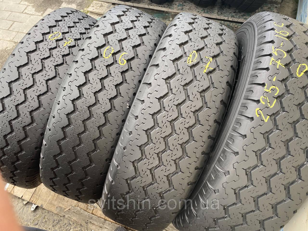 Літо 225/75R16C 116Q Michelin XC Camping 7.5mm (за 1шт)