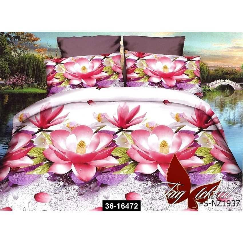 Комплект постельного белья PS-NZ1937, 36-16472