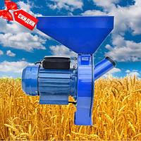 Кормоизмельчитель Беларусь БКИ-3500 зернодробилка,Дку,млин (240 кг\час) -25%