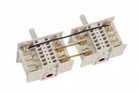 Переключатель мощности конфорок спаренный для плиты Gorenje 641982