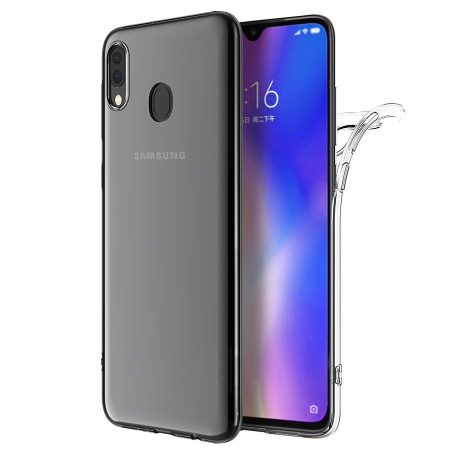 TPU чехол X-Level Anti-Slip series для Samsung Galaxy A20 / A30