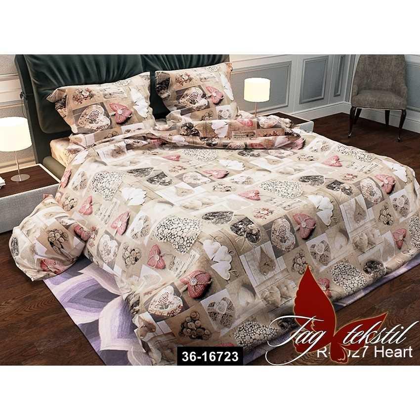 Комплект постельного белья R2027 Heart, 36-16723