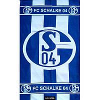 Полотенце пляжное FC SCHALKE 04, 51-16730