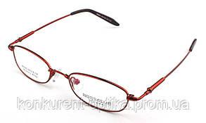 Детские очки для зрения в металлической оправе Bossclub B6605