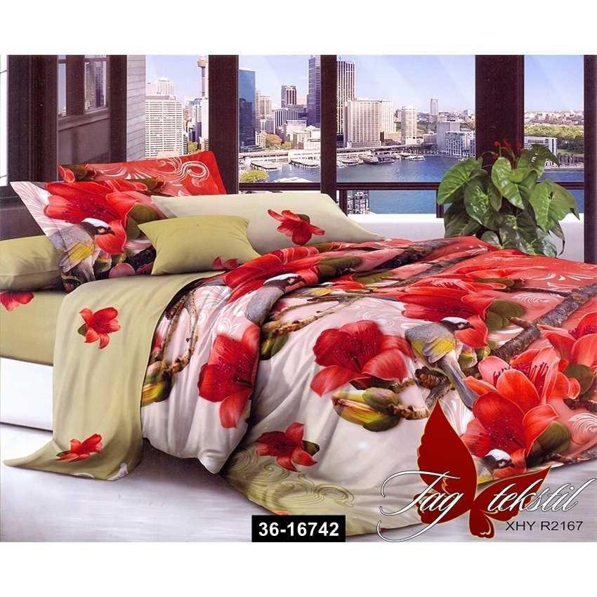 Комплект постельного белья XHY2167, 36-16742