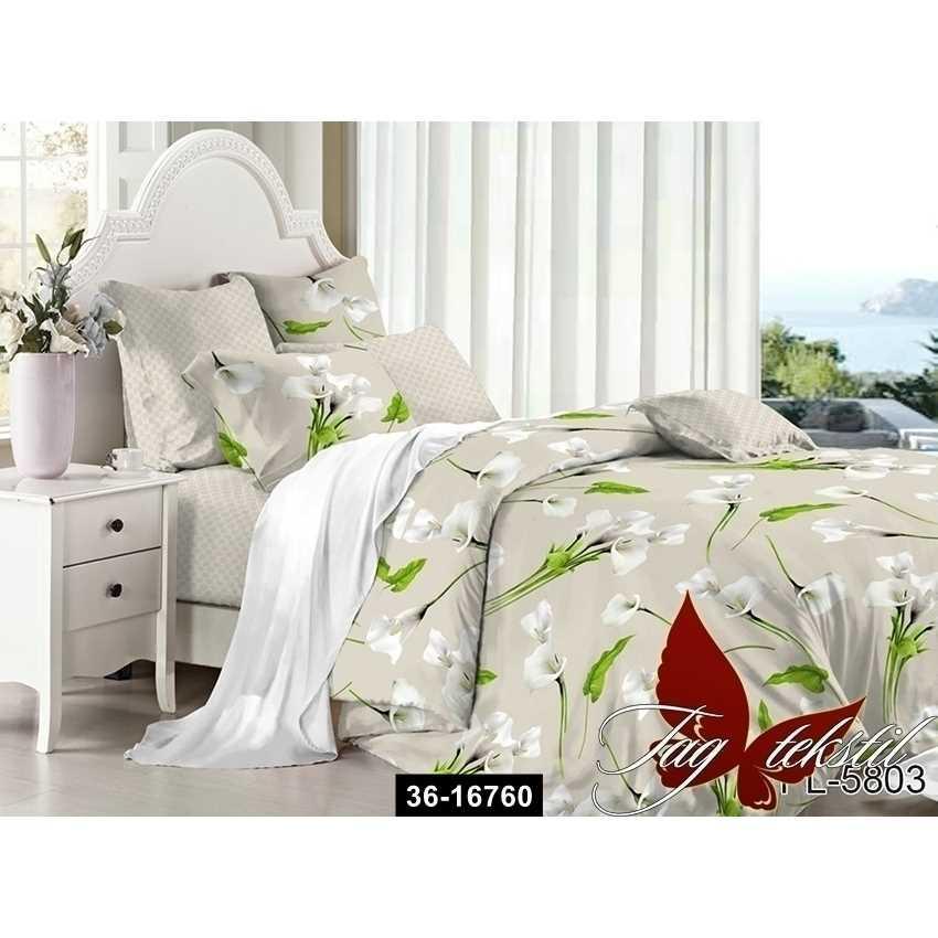 Комплект постельного белья с компаньоном PL5803, 36-16760