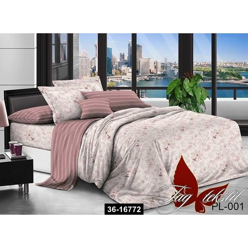 Комплект постельного белья с компаньоном PL001, 36-16772