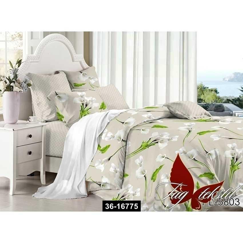 Комплект постельного белья с компаньоном PL5803, 36-16775