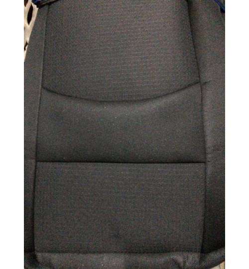 Авто чехлы ВАЗ 2108- 2115, Matiz, Cherry QQ на компактные авто, черные Автосвіт