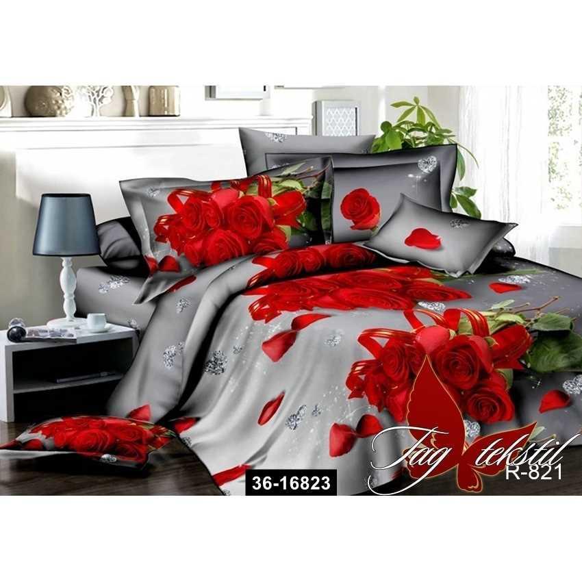 Комплект постельного белья R821, 36-16823