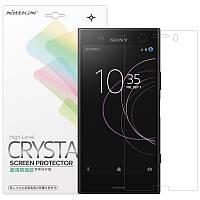 Защитная пленка Nillkin Crystal для Sony Xperia XZ1 Compact, фото 1