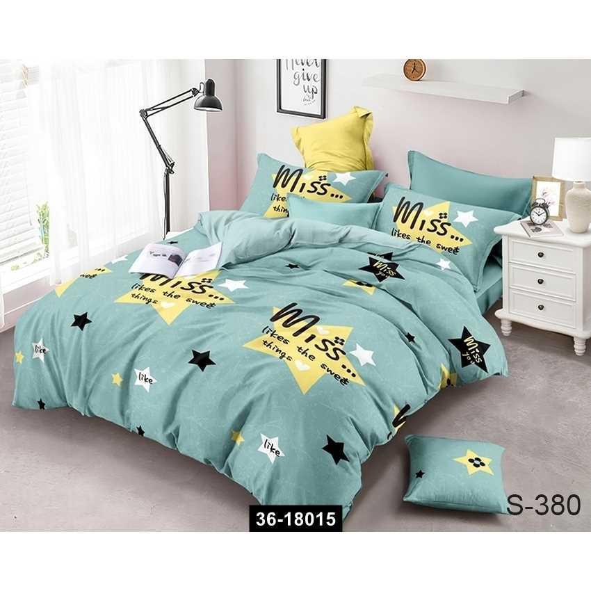 Комплект постельного белья с компаньоном S380, 36-18015
