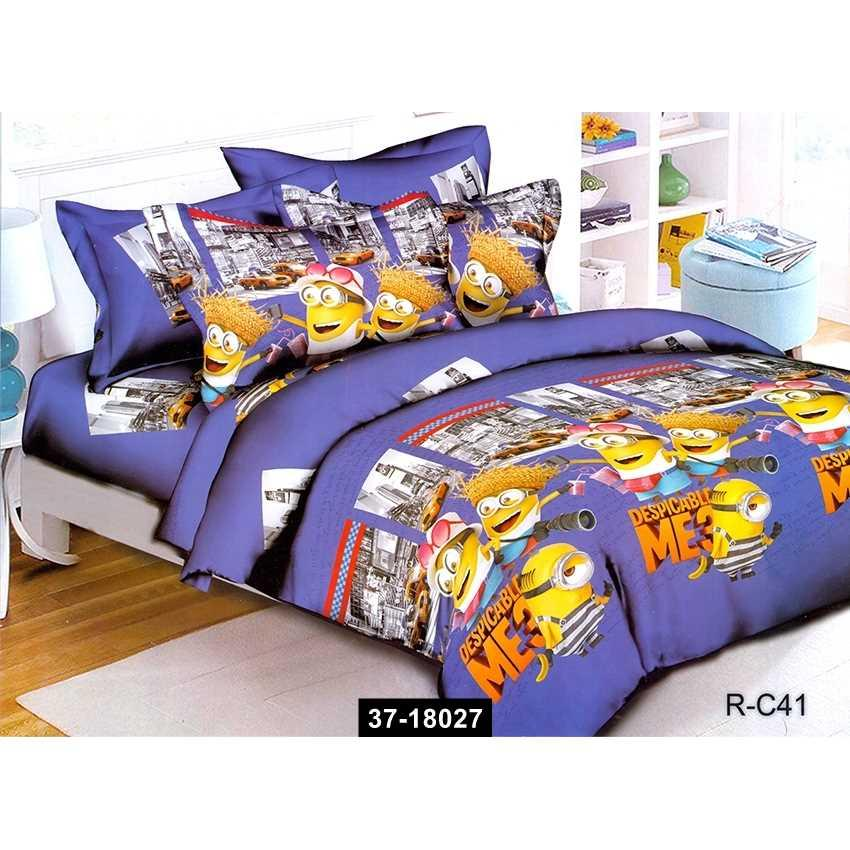 Комплект постельного белья R-C41, 37-18027