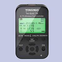 Синхронизатор передатчик Yongnuo LCD YN-622C-TX для Canon, фото 1