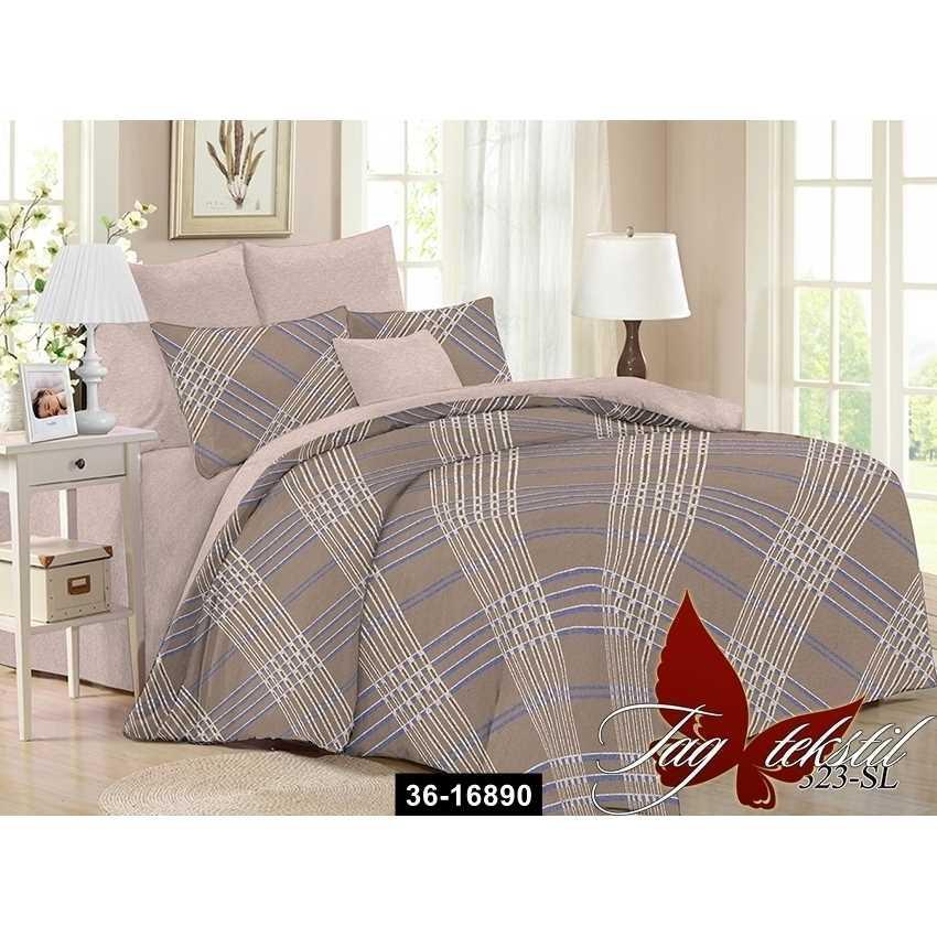 Комплект постельного белья с компаньоном SL323, 36-16890