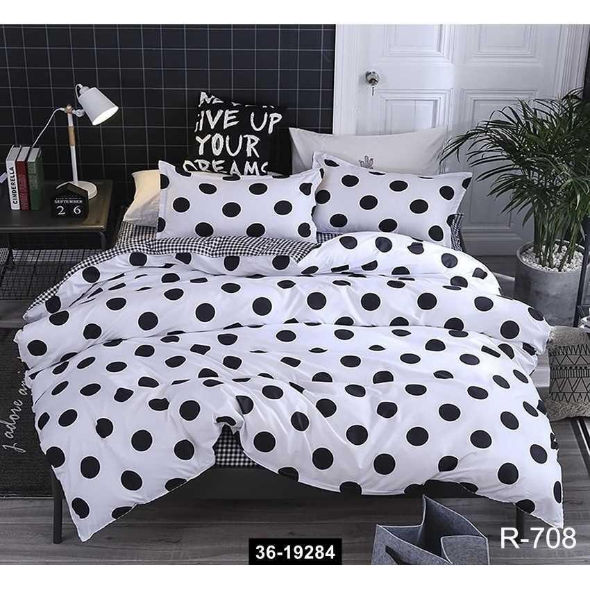 Комплект постельного белья с компаньоном R708, 36-19284