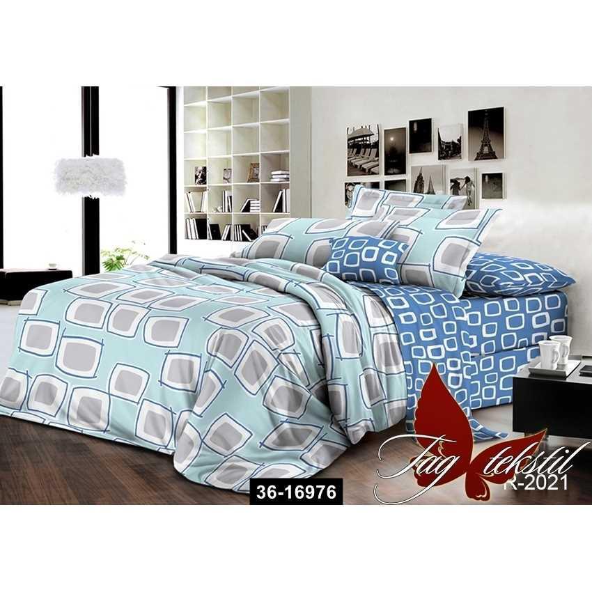 Комплект постельного белья с компаньоном R2021, 36-16976