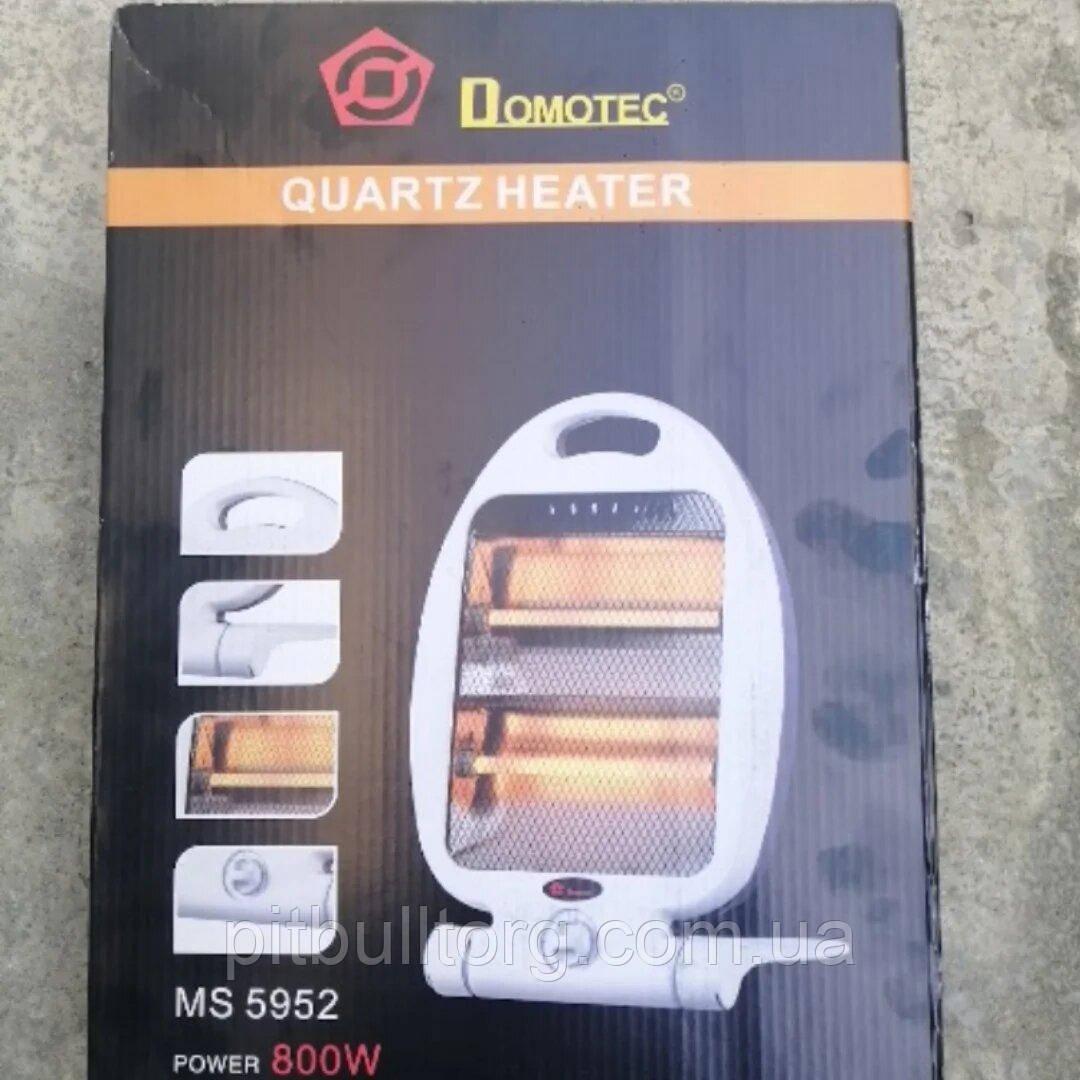 Инфракрасный обогреватель DOMOTEC MS-5952 800 Вт