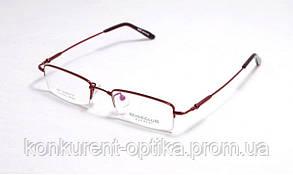 Детские очки для зрения в металлической оправе Bossclub B6611