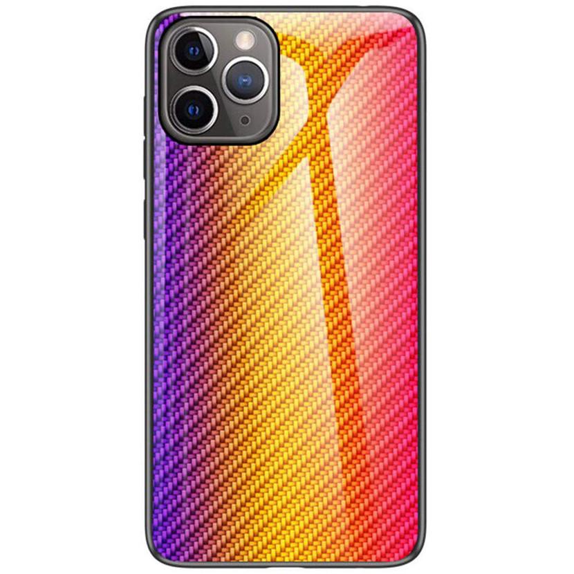 """TPU+Glass чехол Twist для Apple iPhone 11 Pro Max (6.5"""")"""