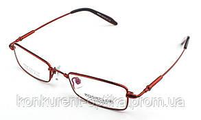 Детские очки для зрения в металлической оправе Bossclub B6608