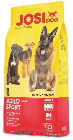 Josera JosiDog Agilo Sport 18 кг- корм для спортивных собак