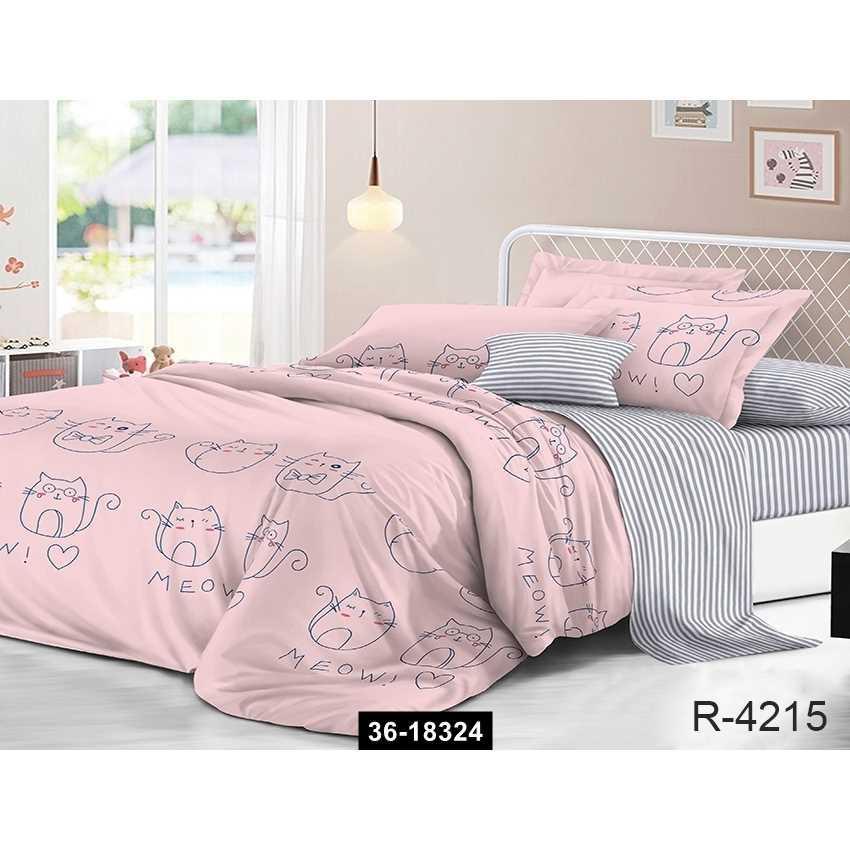 Комплект постельного белья с компаньоном R4215, 36-18324