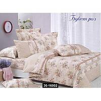 Комплект постельного белья Букет роз, 36-16002