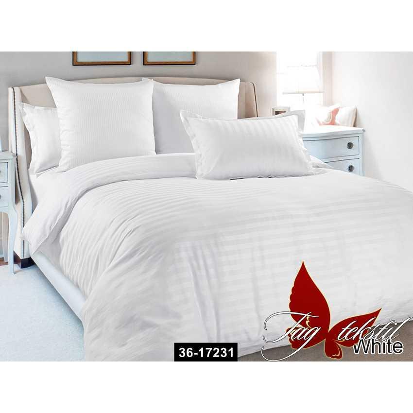 Комплект постельного белья White, 36-17231