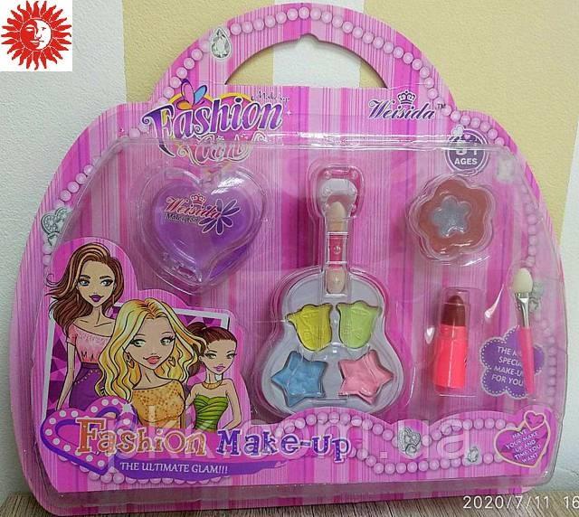Детский косметический набор Weisida Fashion Girl V10608
