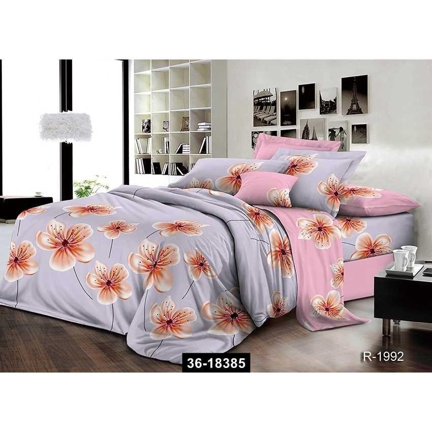 Комплект постельного белья с компаньоном R1992, 36-18385