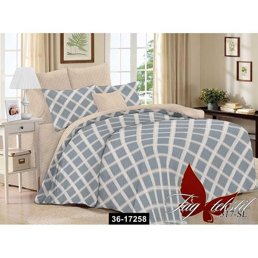 Комплект постельного белья с компаньоном SL317, 36-17258