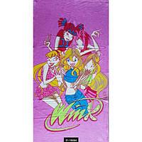 Полотенце пляжное Winx, 51-16084