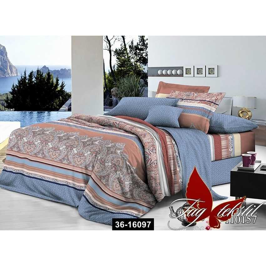 Комплект постельного белья R110157, 36-16097