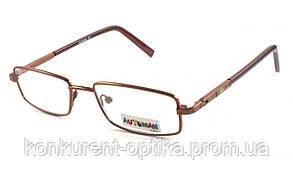 Детские очки для зрения в металлической оправе Automan AU1052