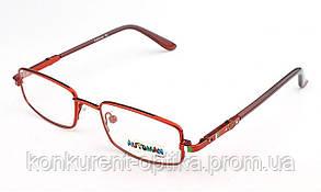 Детские очки для зрения в металлической оправе Automan AU1055